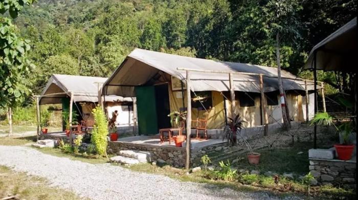 Images of Hideaway River Lodge Corbett Resort
