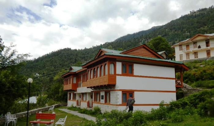 Images of Hotel Kinner Kailash -HPTDC