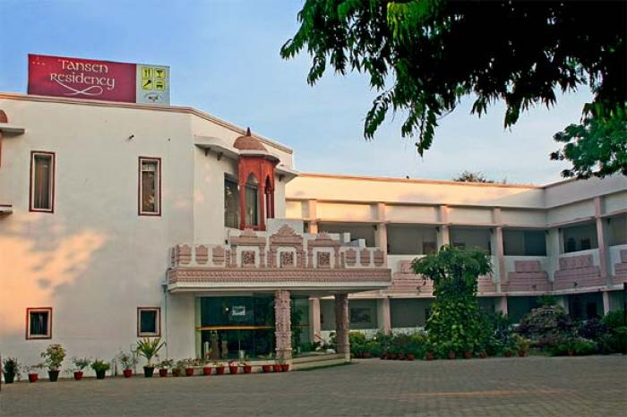 Images of MPT Tansen Residency Gwalior - MPTDC